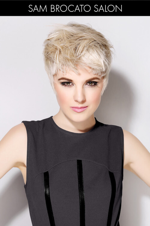 Platinum Hair Color for Spring