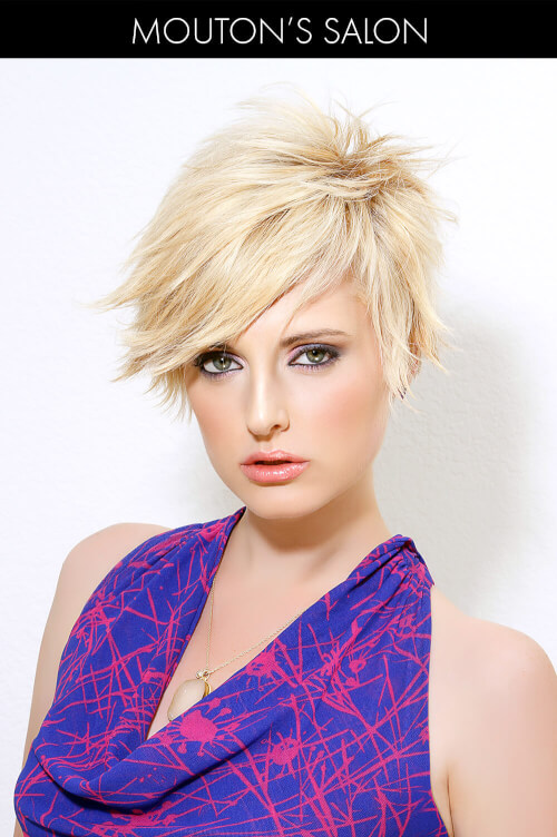 Bright Blonde Hair Color for Summer