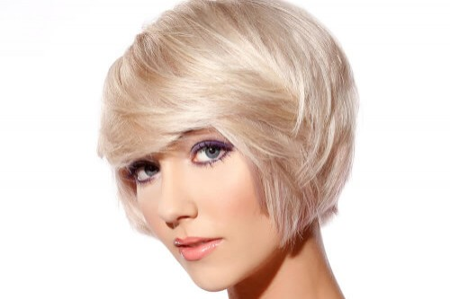 Cool Blonde Hair Color for Spring