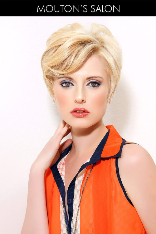 Sophisticated Pixie Hairstyle