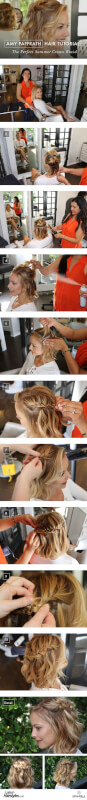 Amy Paffrath Hair Tutorial