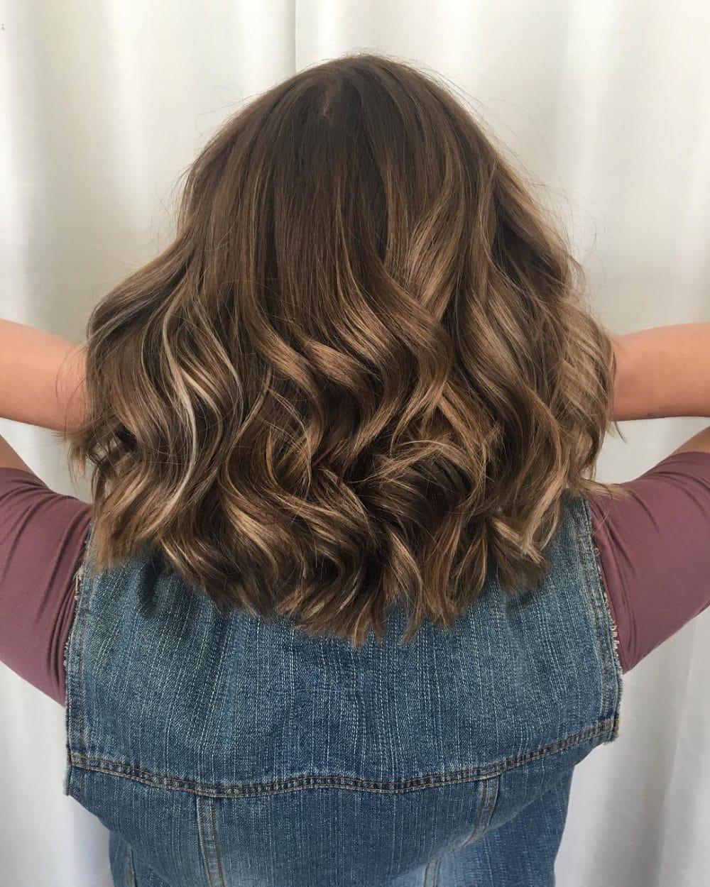 Balayage Babe hairstyle