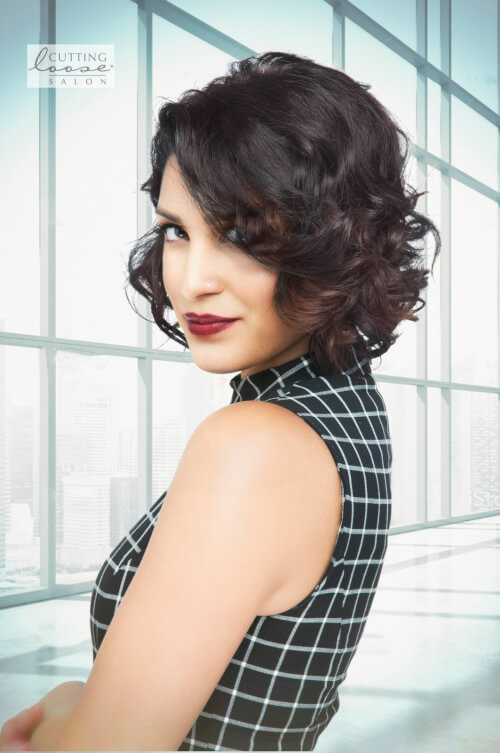 Stupendous 30 Curly Bob Hairstyles That Simply Rock Best Curly Bobs Short Hairstyles Gunalazisus