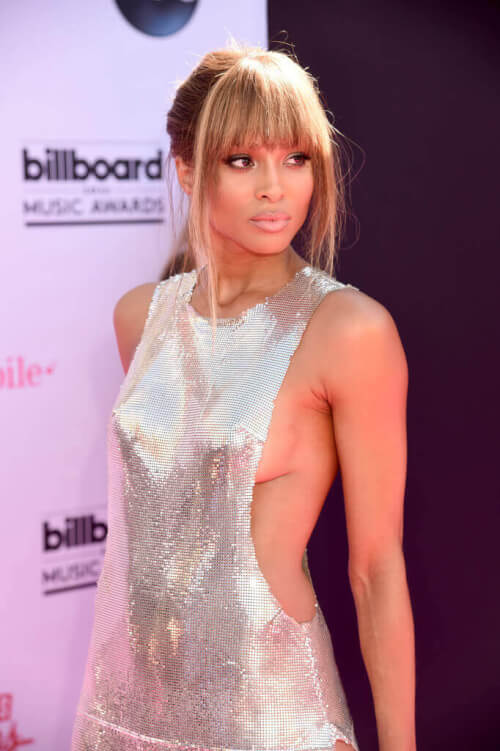 Ciara - Best Hairstyles of the 2016 Billboard Music Awards