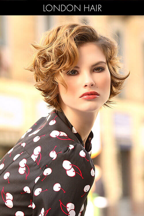 Curly Short Haircuts 50 Cute Hairstyles For Women With Womens
