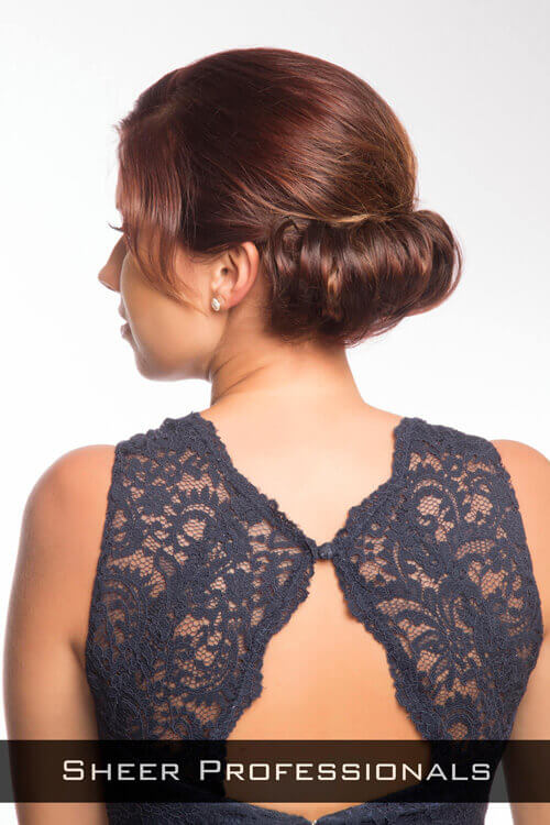 Stupendous 20 Ridiculously Easy Diy Chic Updos Short Hairstyles For Black Women Fulllsitofus