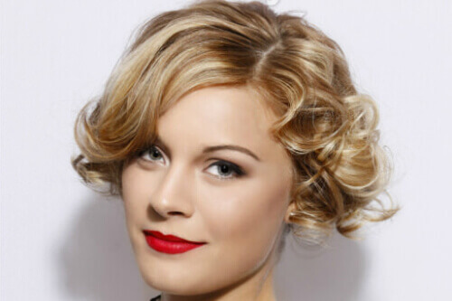 Faux-Bob-Fancy-Hairstyle