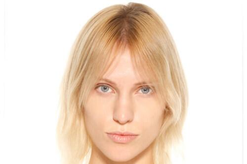 Short Blonde Hair Makeover - Before