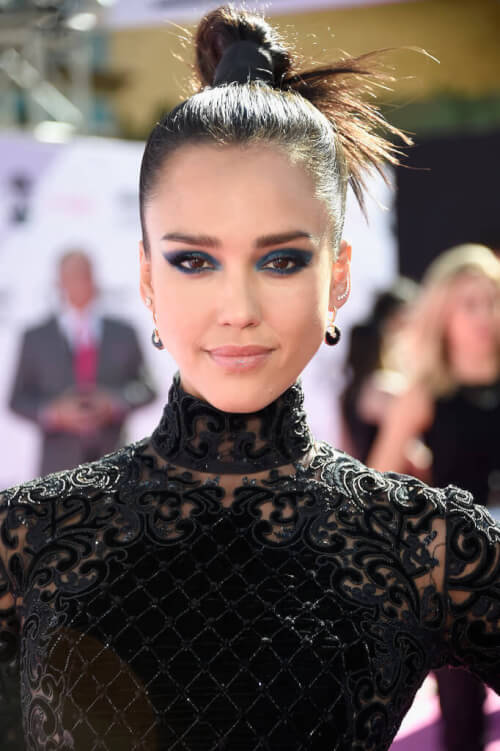 Jessica Alba - Best Hairstyles of the 2016 Billboard Music Awards