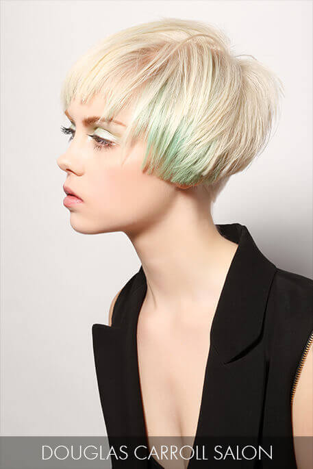 Pastel Blonde Hair Makeover - After
