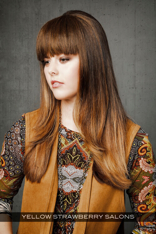 Wondrous 20 Foolproof Long Hairstyles For Round Faces You Gotta See Short Hairstyles Gunalazisus