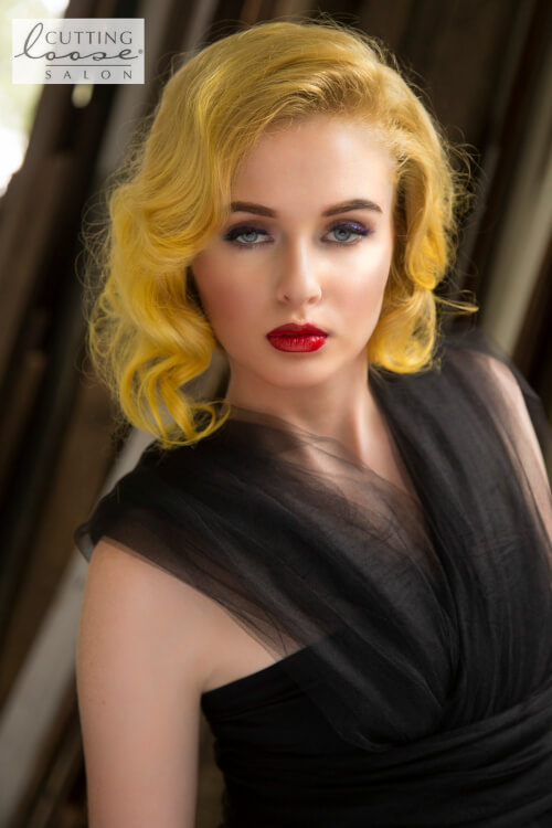 medium-bob-hairstyle-with-vintage-curls