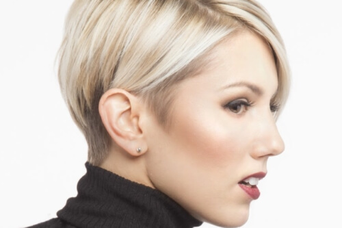 40 Stylish And Sexy Short Hairstyles For Women Over 40
