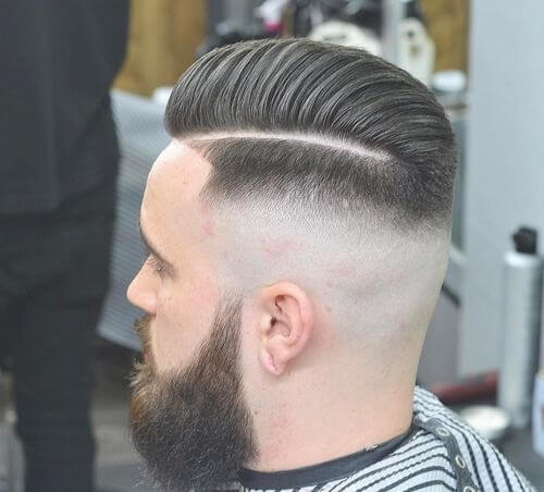 scumbag boogie haircut for men