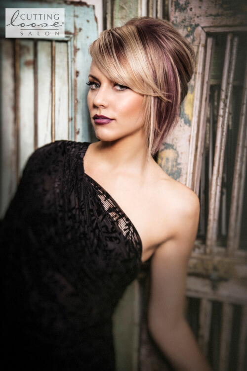 sexy-short-hairstyle-with-side-swept-bangs