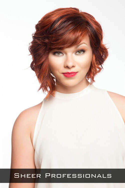 43 Greatest Wavy Bob Hairstyles - Short 430d8235b