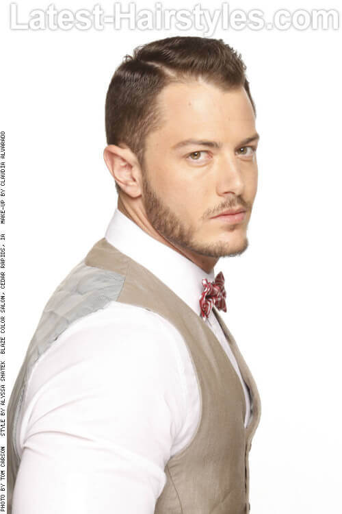 Sensational The Top 20 Men39S Hairstyles For Thin Hair Hairstyles For Men Maxibearus