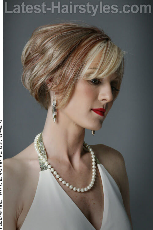 Super 100 Chic Short Hairstyles For Women Over 50 Hairstyles For Men Maxibearus