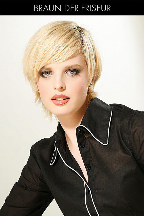 Terrific 20 Hairstyles That Will Make You Want Short Hair With Bangs Short Hairstyles Gunalazisus