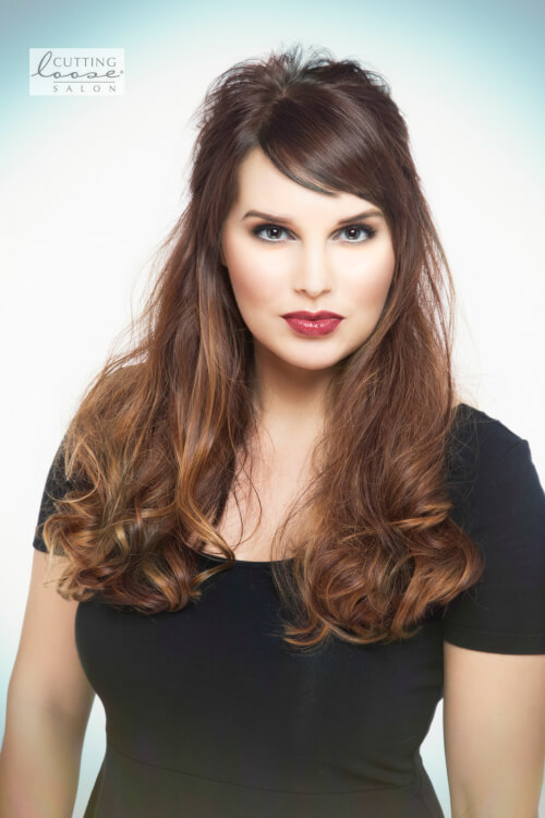 Pleasing For Your Hair Bucket List 30 Side Swept Bangs That Bang Short Hairstyles Gunalazisus