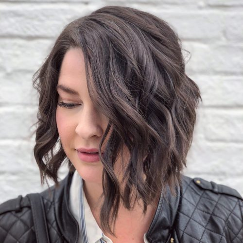 neck length hair styles 37 most flattering bob haircuts for faces 7070