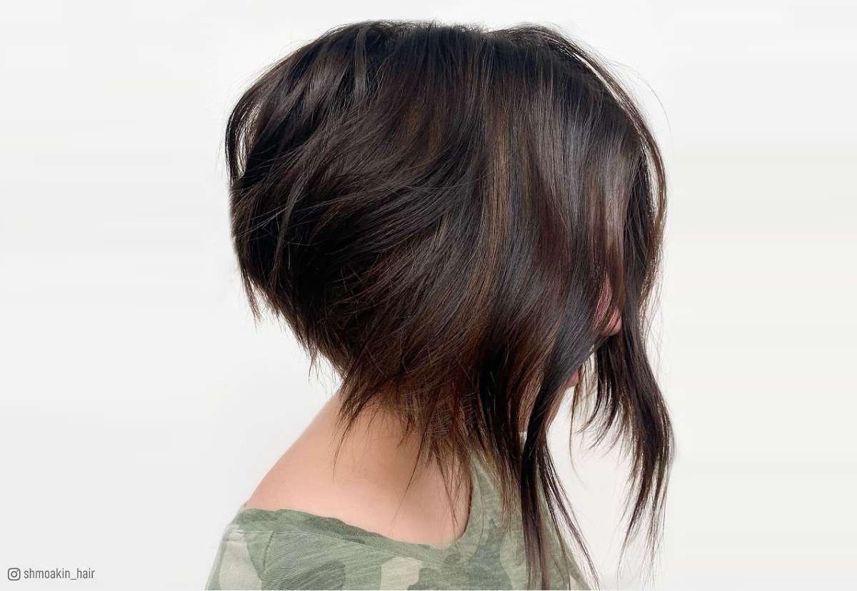 Best A-line bob haircuts