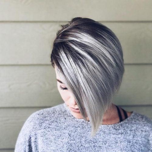 18 Best Short Dark Hair Color Ideas Of 2019