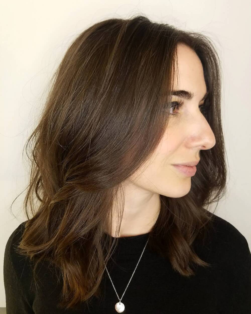 Light and Easy hairstyle