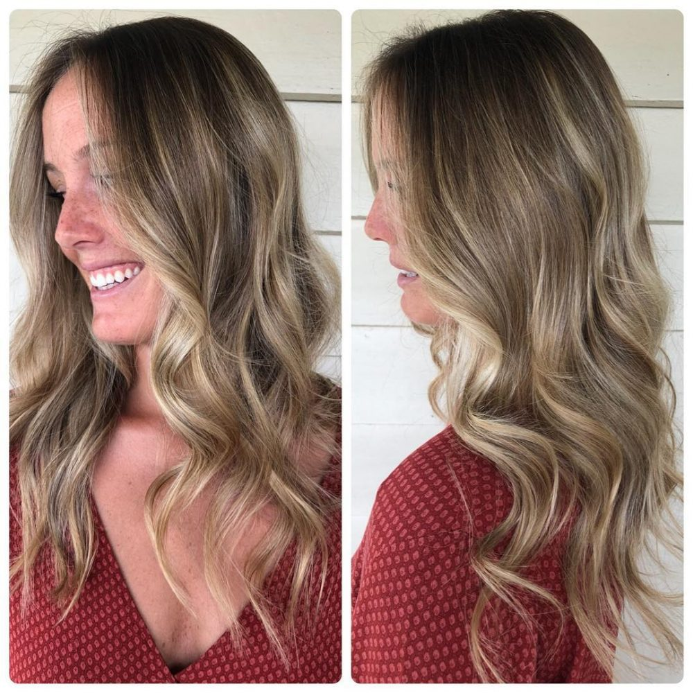 A Summer By The Ocean hairstyle