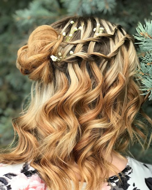 34 Cutest Prom Updos For 2019 Easy Updo Hairstyles