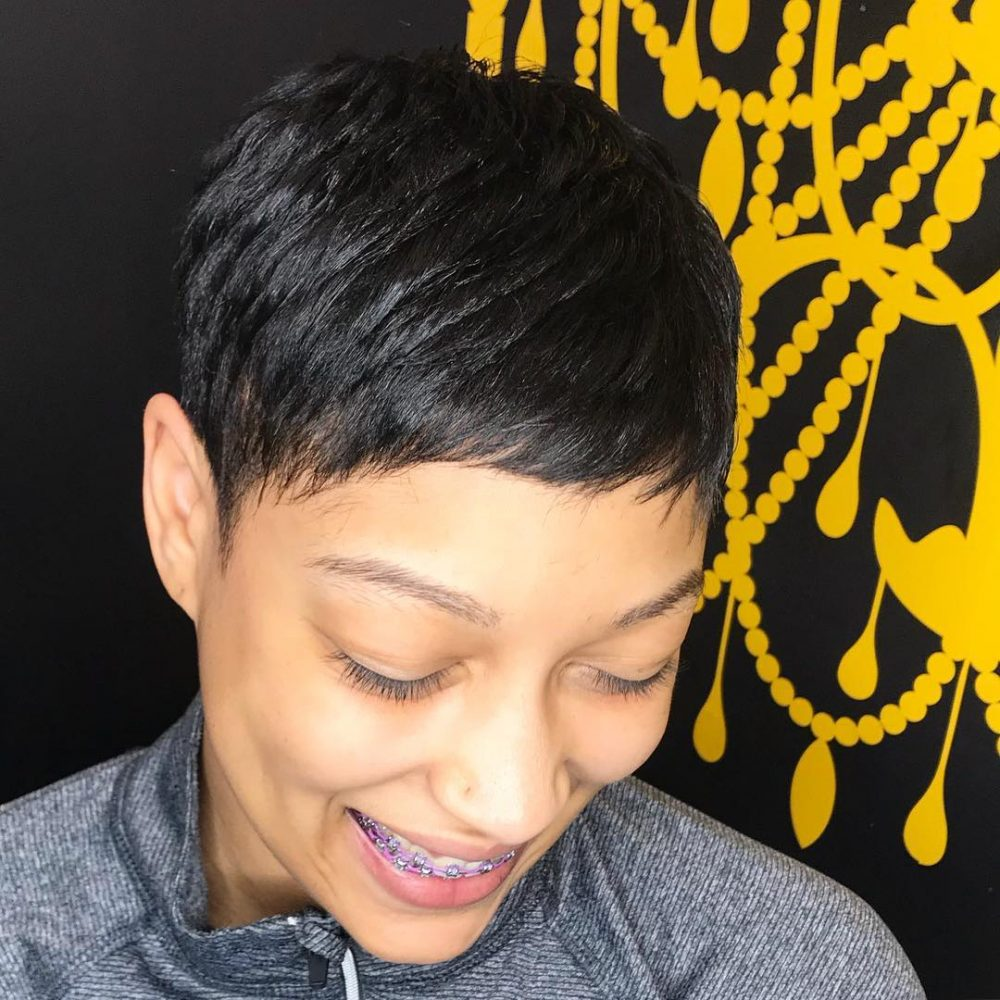 18 Very Short Haircuts For Women Trending In 2020