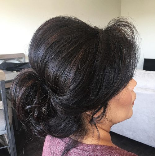 27 Gorgeous Wedding Hairstyles For Long Hair For 2020: Mother Of The Bride Hairstyles: 26 Elegant Looks For 2020