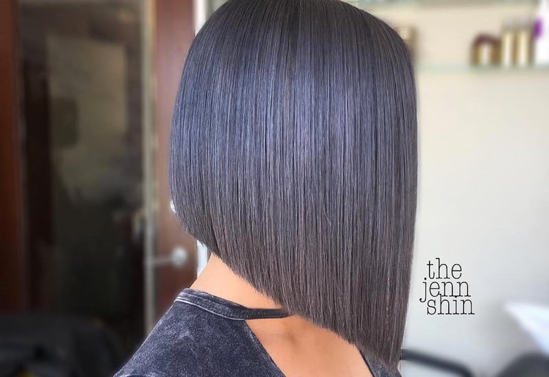 27 Angled Bob Hairstyles Trending Right Right Now for 2019