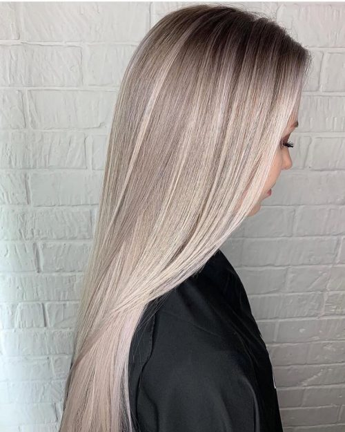 18 Balayage Straight Hair Color Ideas You Have To See In 2021
