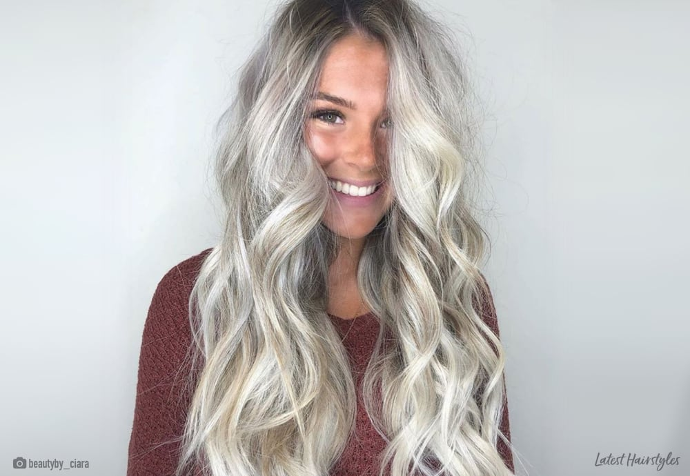 15 Ash Blonde Balayage Hair Colors You Ll Want To Copy