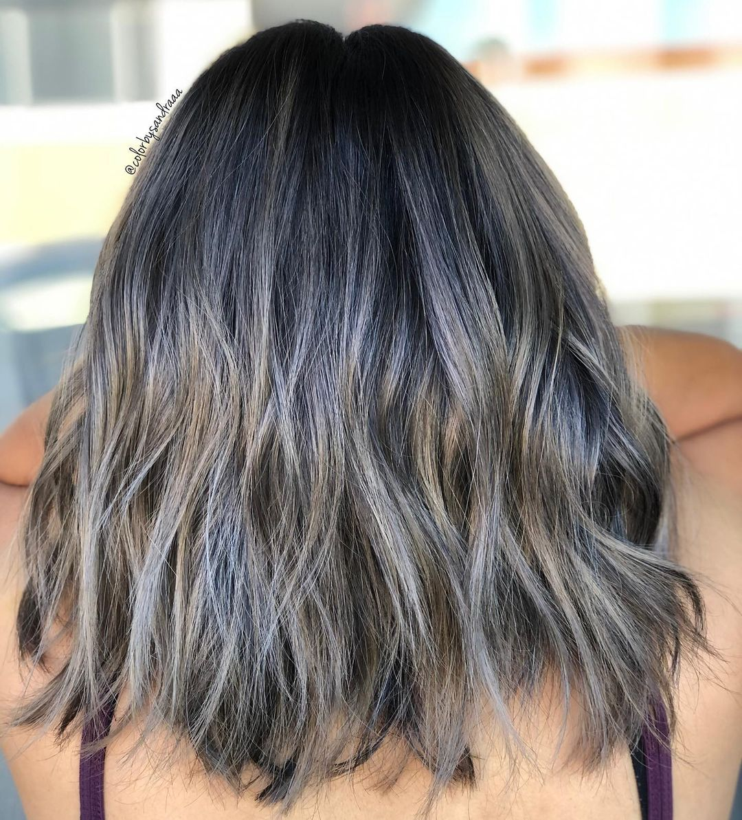 15 Hottest Black Hair with Highlights Trending in 15