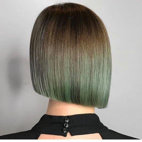 Asymmetric Haircut hairstyle