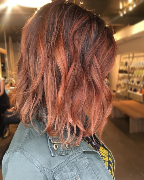 80 Auburn Hair Color Ideas In 2018 For Red Brown Hair