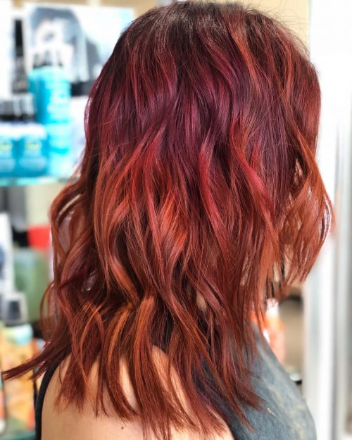 81 Best Auburn Hair Color Ideas In 2018 For Brown Red Light Dark