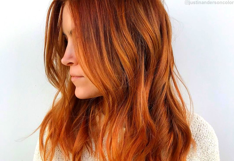 25 Best Auburn Hair Color Shades Of