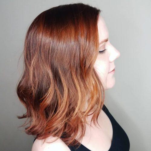 81 Auburn Hair Color Ideas In 2019 For Red Brown Hair