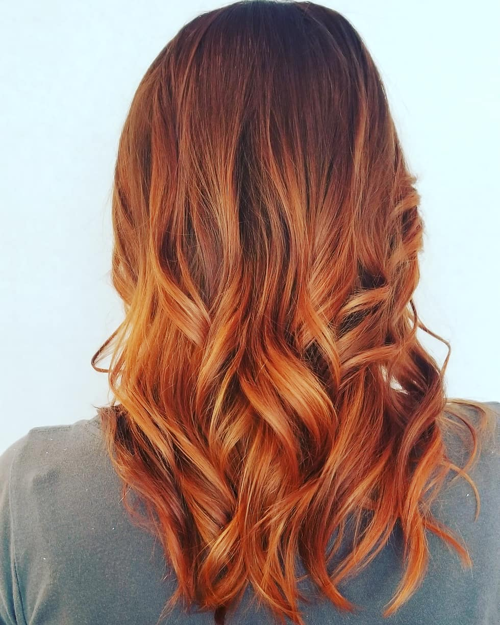 Light Reddish Blonde Hair 81 Best Auburn Hair Co...