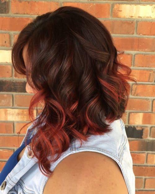 Autumn Chic hairstyle