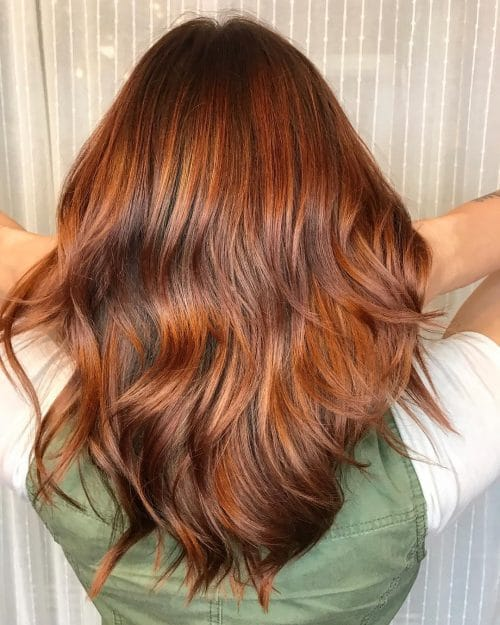 "15 Copper Hair Color Ideas That Will Make You Say ""Woah!"" (For 15)"