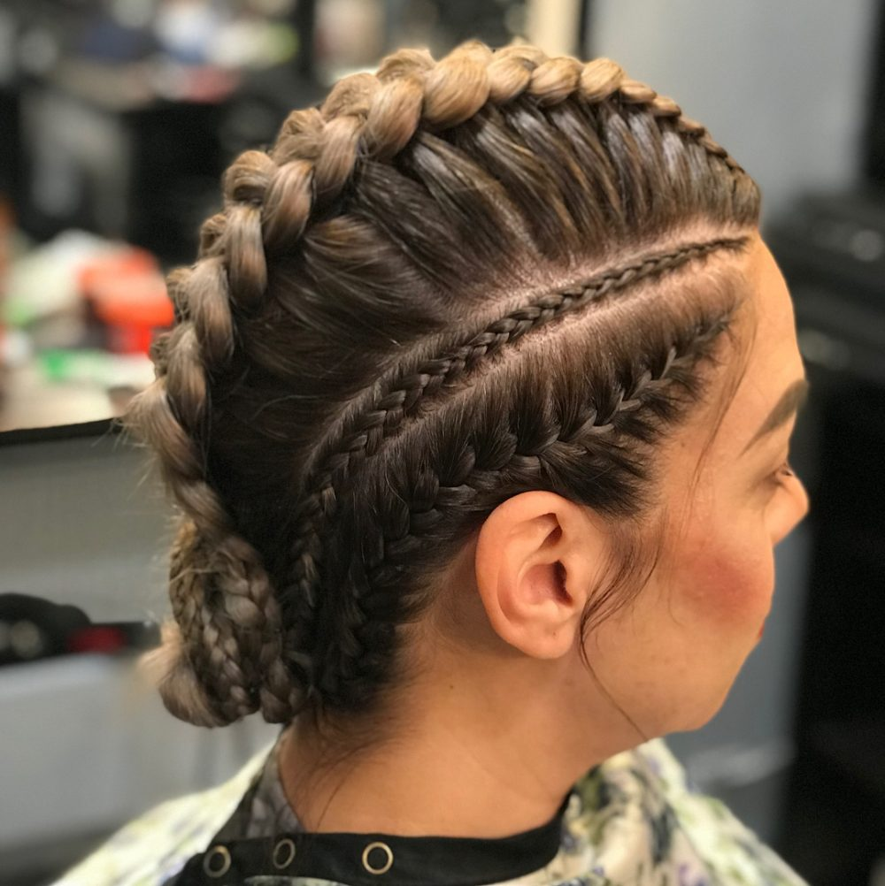 36 Cute French Braid Hairstyles For 2018