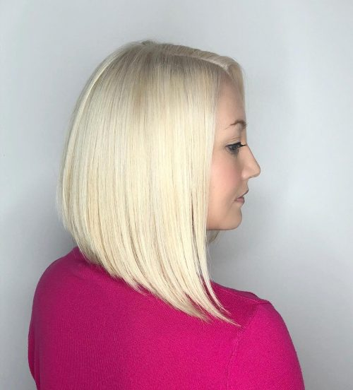 Awesome Angled Bob With Layers
