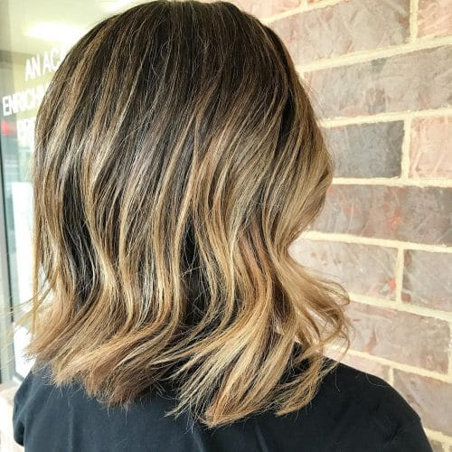 Balayaged Waves hairstyle