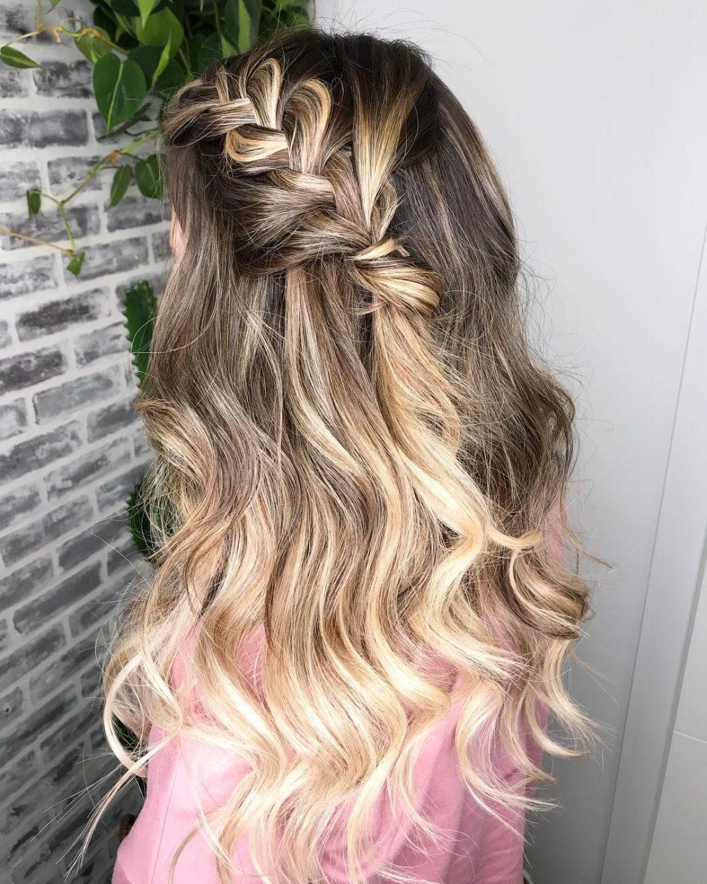 Beachy Babe hairstyle