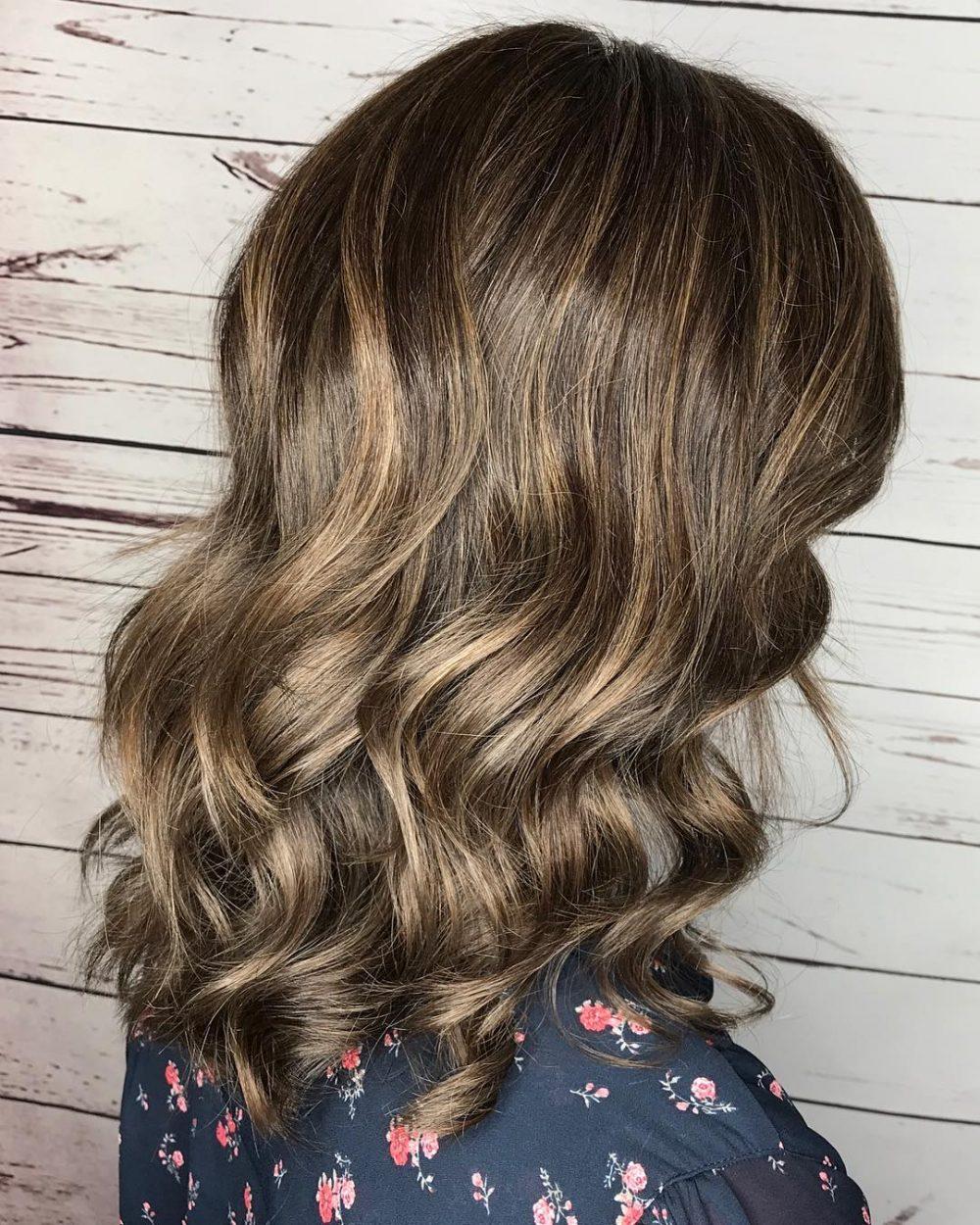 Beautiful Bronde hairstyle