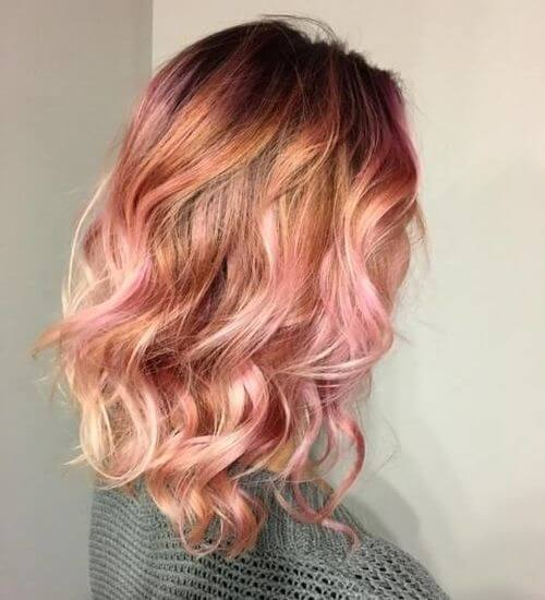 beautiful-rose-gold-highlights
